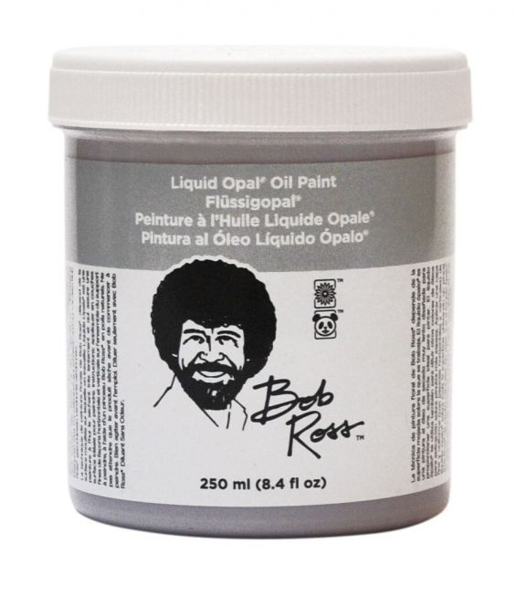 Bob ross liquid base Opal