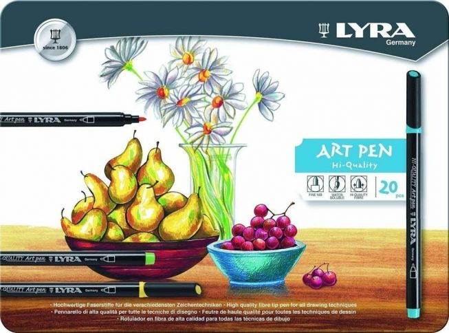 Lyra art pen 20